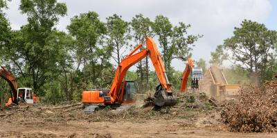 Building a House? What to Know About Lot Clearing, Crescent, Wisconsin