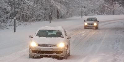 Why Does Cold Weather Reduce Tire Pressure?, Loveland, Ohio