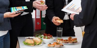 3 Compelling Reasons to Provide Lunch Food for Your Employees, Honolulu, Hawaii