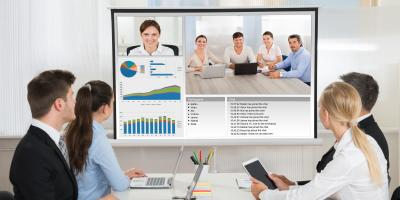 3 Reasons Your Business Needs Video Conferencing Capablities, Lyndhurst, New Jersey