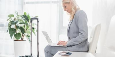 4 Tips for Safely Traveling With a MacBook® for Work , Orlando, Florida