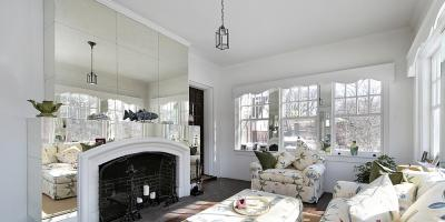 How to Ensure Good Feng Shui When Hanging Mirrors in a Home, Macedonia, Ohio