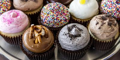 What's the Scoop on Maggie Moo's Ice Cream Cupcakes? , West Des Moines, Iowa