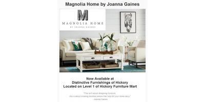 Magnolia Home by Joanna Gaines, Charlotte, North Carolina