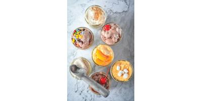 SWEET TREATS WITH THE FLAVORS OF SUMMER, Flower Mound, Texas