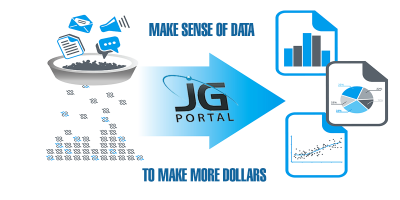 Advanced Data Analytics with JG Portal, West Bountiful, Utah