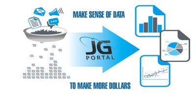 Advanced Data Analytics with JG Portal, West Bountiful, Utah