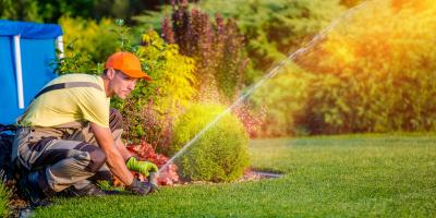 How to Prepare Irrigation System for Fall, Pittsford, New York