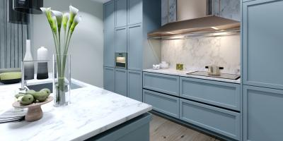 4 FAQ About Marble Countertops, Raleigh, North Carolina