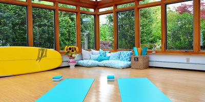 4 Benefits of Private Yoga Lessons at Beautiful Hamptons Detox Retreat, Westhampton Beach, New York
