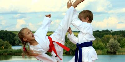 What Is Hapkido?, Middletown, New York