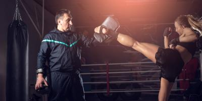 3 Reasons to Try Kickboxing , Scarsdale, New York