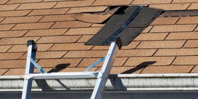 4 Common Types of Roof Damage, San Marcos, Texas