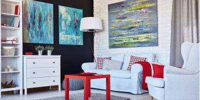 How Wall Art Elevates Interior Design, Martinsburg, West Virginia