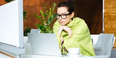 How Room Temperature Affects Workplace Productivity, Maryland Heights, Missouri
