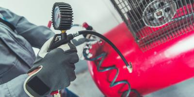 How Often Should I Change the Oil in My Air Compressor?, Maryland Heights, Missouri