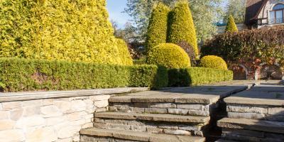 3 Popular Types of Retaining Walls, Kearny, New Jersey