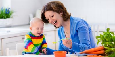 When Do I Transition my Infant to Solid Foods?, Brookline, Massachusetts