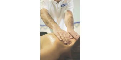 Chiropractic adjustments with localized therapeutic massage as a complementary therapy , Hay Creek, Minnesota