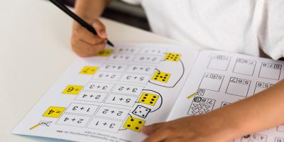 How to Make Building Math Skills Fun, Los Angeles, California
