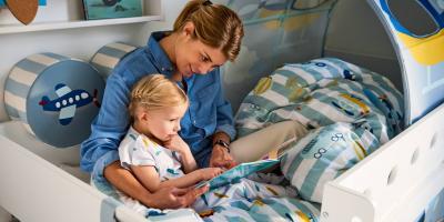 5 Tips to Help a Child Get a Better Night's Sleep, Honolulu, Hawaii