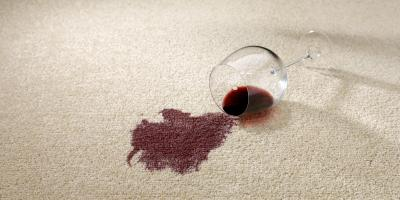 4 Food Stains That Require Comprehensive Carpet Cleaning, Wailuku, Hawaii