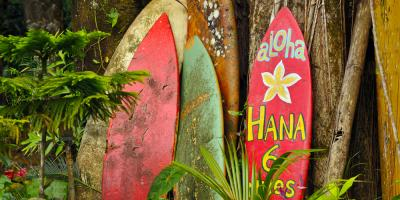 Maui Feature: The Adventurous Road to Hana, Kihei, Hawaii
