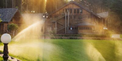 3 Lawn Irrigation Methods to Keep Your Yard Lush, Waterford, Connecticut