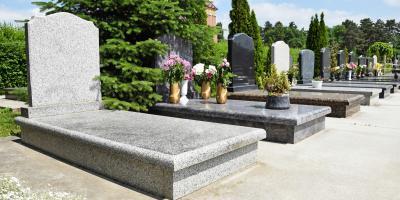 3 Common Memorial Symbols for Gravestones, Rochester, New York