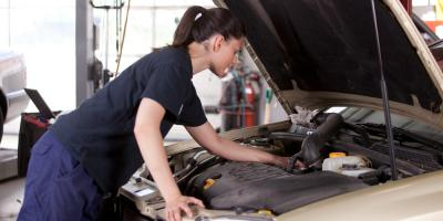 5 Steps for Becoming an Auto Mechanic, Anchorage, Alaska