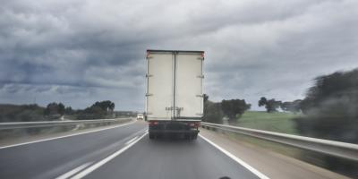 5 Wet Weather Tips for Truck Drivers, Sharon, Ohio