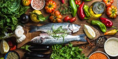Principles of the Mediterranean diet, Asheville, North Carolina