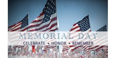 Happy Memorial Day, South River, Virginia
