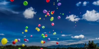 Release White Doves Instead of Balloons at Your Celebration, Covington, Kentucky