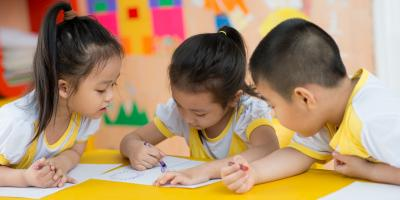 A Guide to New York State's Standards for Pre-K Programs, Mendon, New York
