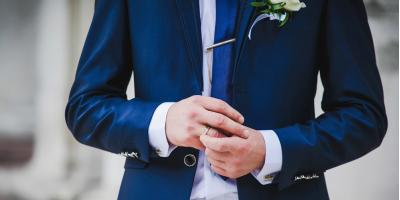 Men's Formal Wear Experts on the Difference Between Tuxedos & Suits, Wallingford Center, Connecticut