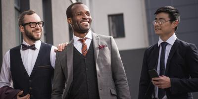 A Gentleman's Guide to Dressing for Spring Weddings, Wallingford Center, Connecticut