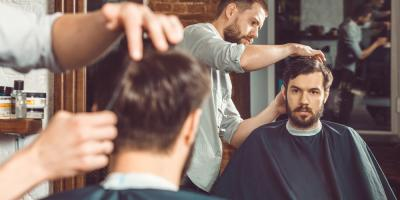 4 Types of Men's Haircuts For Various Face Shapes, Cincinnati, Ohio