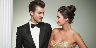 3 Fashionable Ideas for Men's Black Tie Attire, Wallingford Center, Connecticut