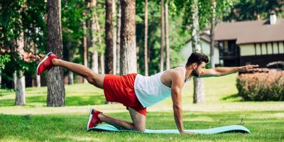 3 Ways Exercise Can Help With Withdrawal Symptoms, Lexington, North Carolina