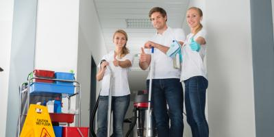 Top 3 Reasons to Rely on Outsourced Janitorial Services, Mesa, Arizona