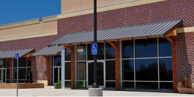 What's the Difference Between Fabric & Metal Awnings?, Dothan, Alabama
