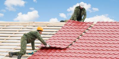 4 Benefits of Residential Metal Roofing, Cedar Hill, Texas
