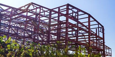 What Is a Red Iron Building?, Willow Springs, Missouri