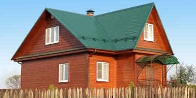 5 Common Types of Roofing Materials, Hilton Head Island, South Carolina