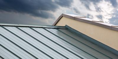 What Are the Differences Between Tile & Metal Roofing?, Carrollton, Texas
