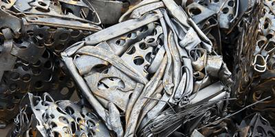 3 Uses for Recycled Scrap Metal, San Marcos, Texas