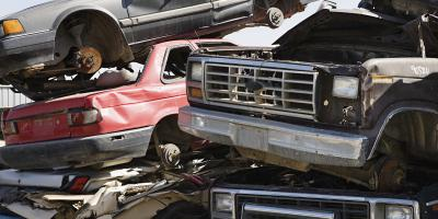 Why Scrap Metal Facilities Are the Best Places to Unload Junk Cars, Rochester, New York