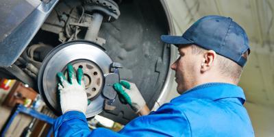 4 Signs You May Need Brake Repair, Anchorage, Alaska