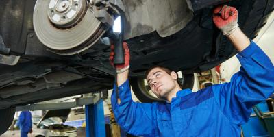 Does Your Vehicle Need Brake Repair? Watch for These 3 Signs, Anchorage, Alaska